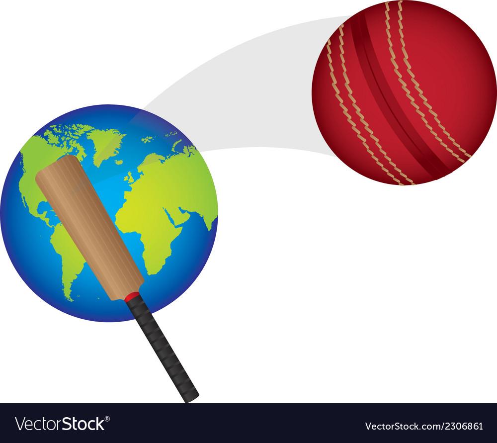 Cricket vector | Price: 1 Credit (USD $1)