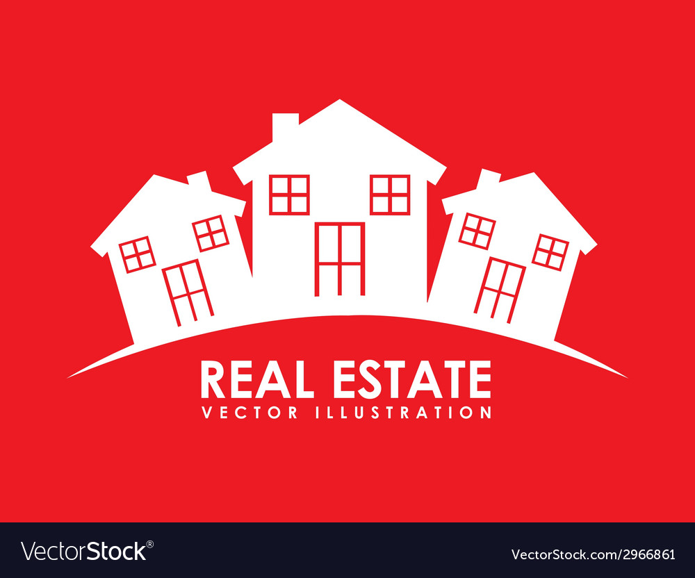 Real state design vector   Price: 1 Credit (USD $1)