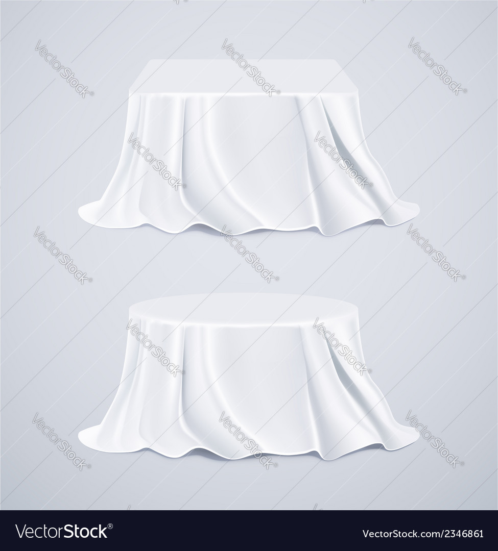 Two tables vector | Price: 1 Credit (USD $1)