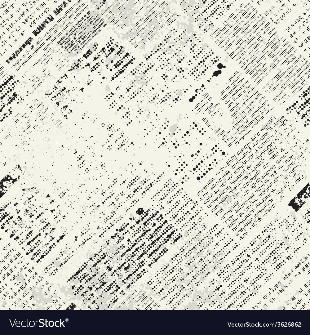 Grunge newspaper vector | Price: 1 Credit (USD $1)