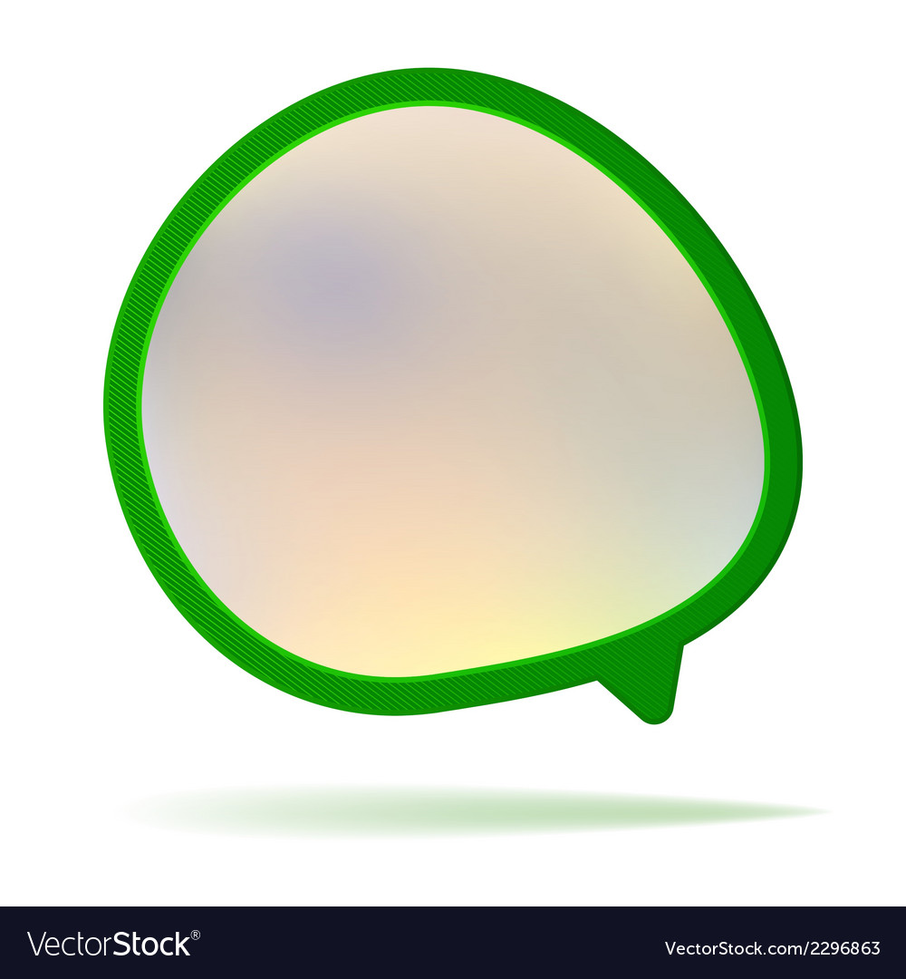 Abstract speech bubble background  eps8 vector | Price: 1 Credit (USD $1)