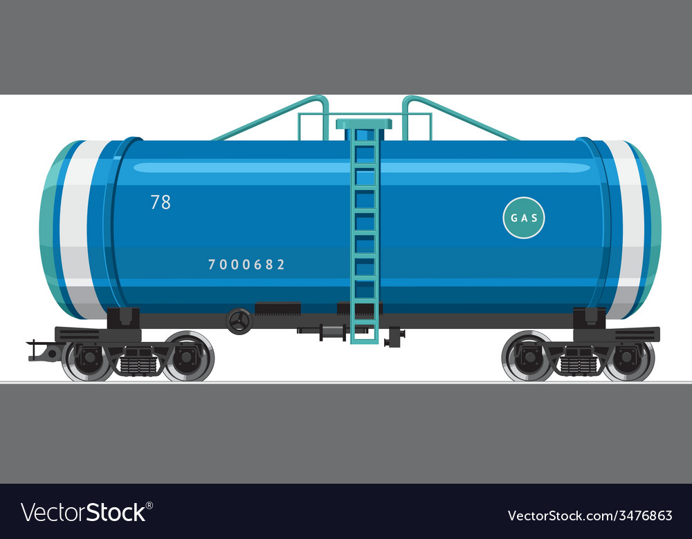 Gas tank vector | Price: 1 Credit (USD $1)