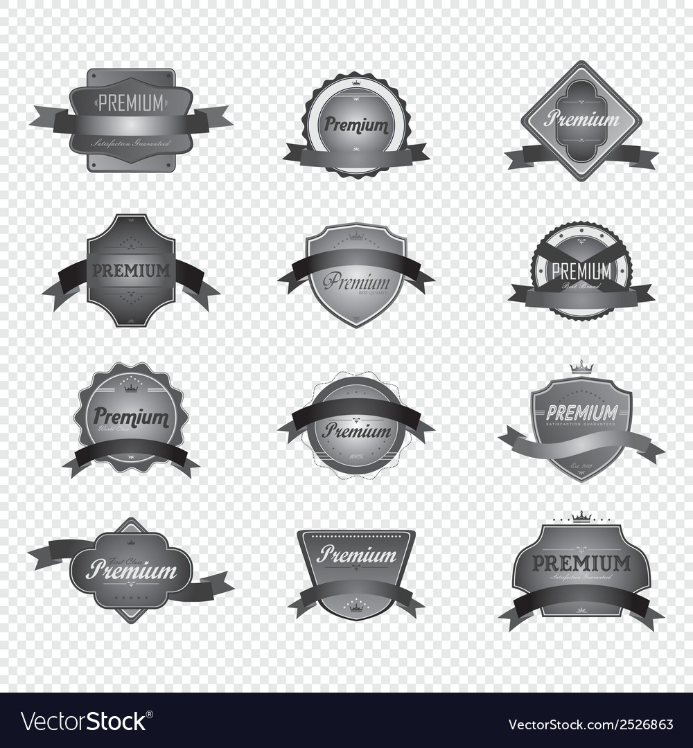 Vintage emblem vector | Price: 1 Credit (USD $1)
