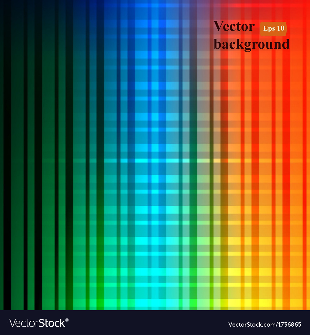Seamless background of plaid pattern vector | Price: 1 Credit (USD $1)