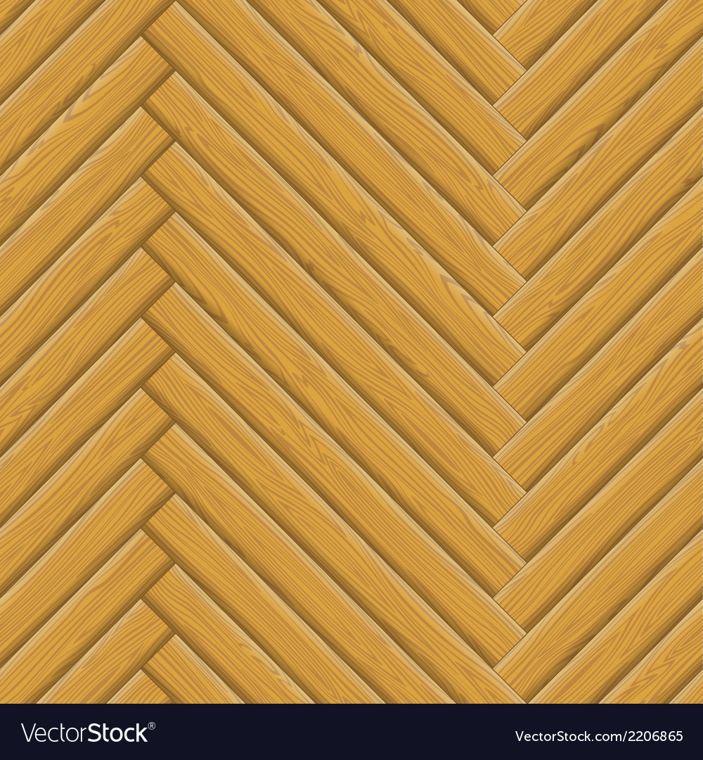 Seamless background wooden parquet vector | Price: 1 Credit (USD $1)