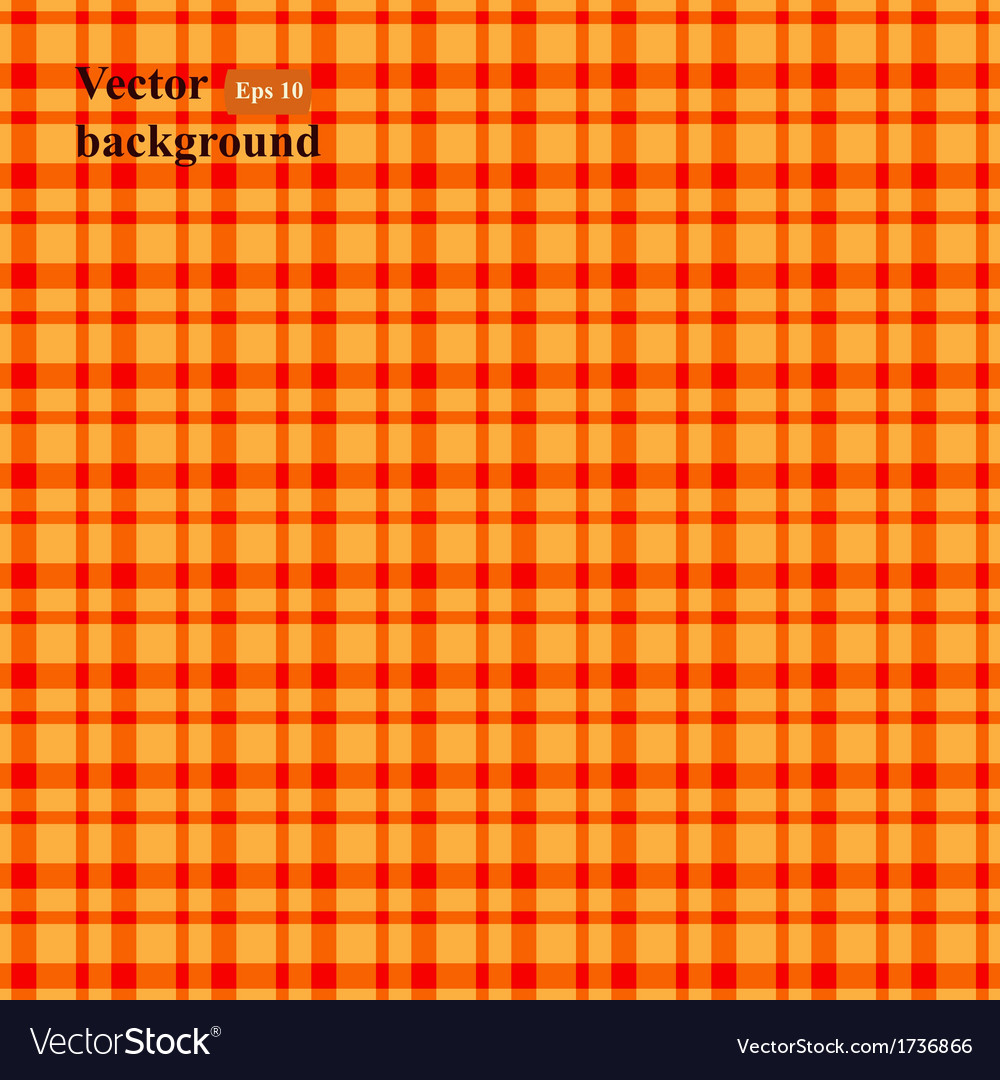 Retro seamless pattern colorful mosaic banner vector | Price: 1 Credit (USD $1)