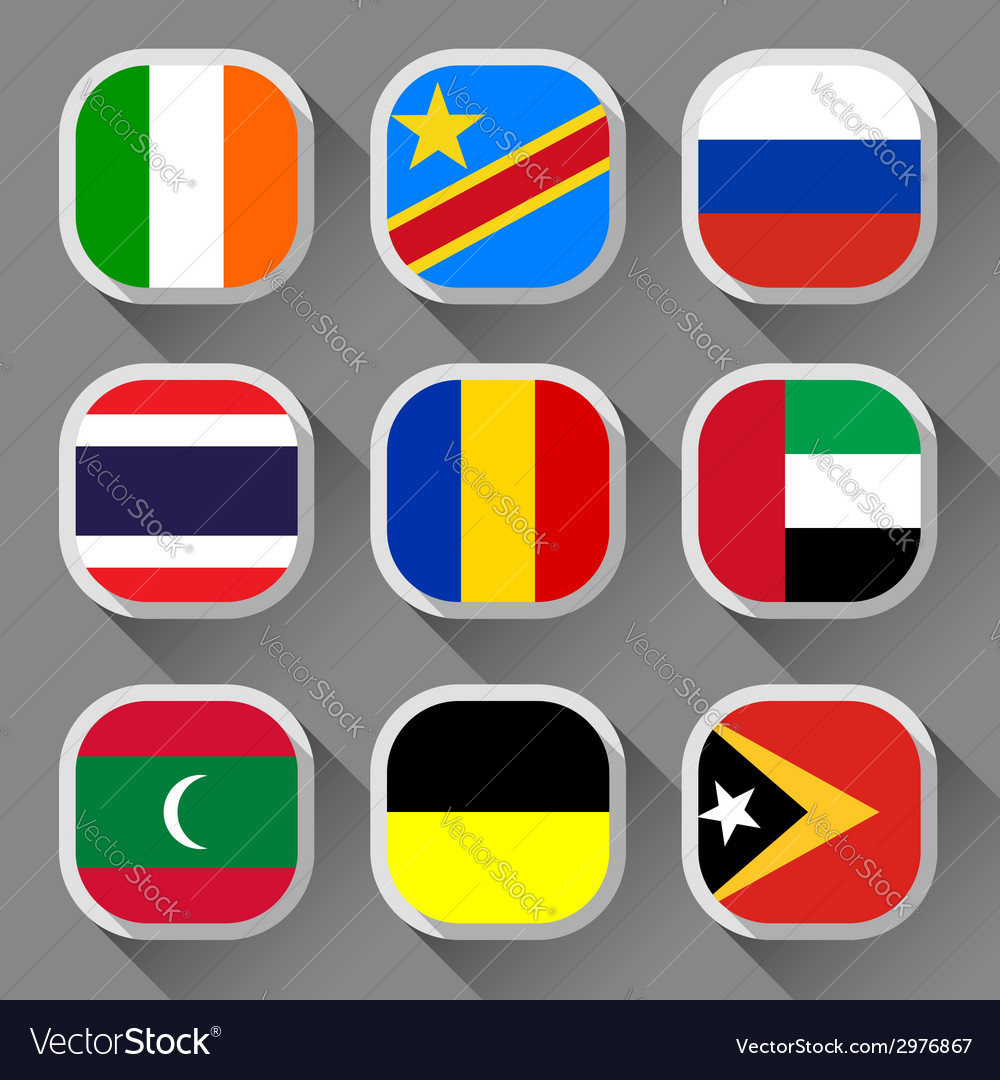 Flags of the world vector   Price: 1 Credit (USD $1)