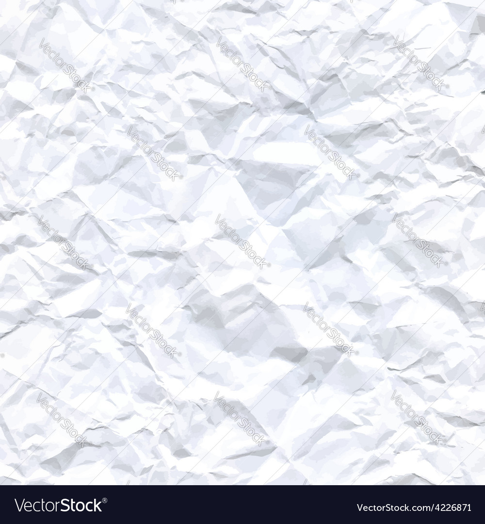 A crumpled paper design background vector | Price: 1 Credit (USD $1)