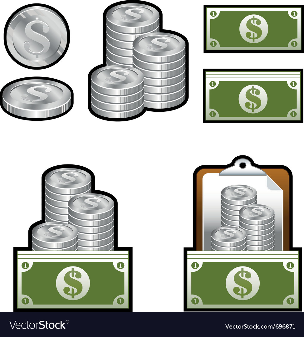 Money vector | Price: 3 Credit (USD $3)
