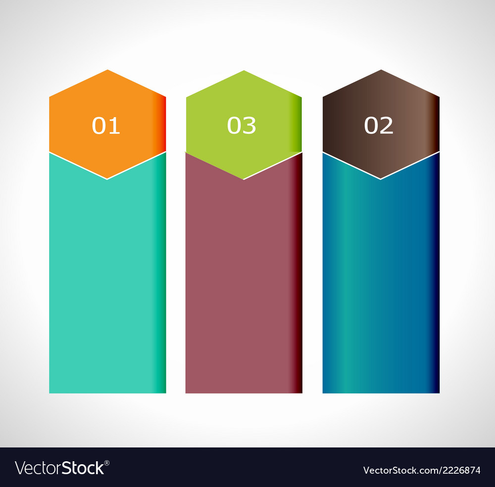 Abstract vertical banner royalty free stock vector | Price: 1 Credit (USD $1)