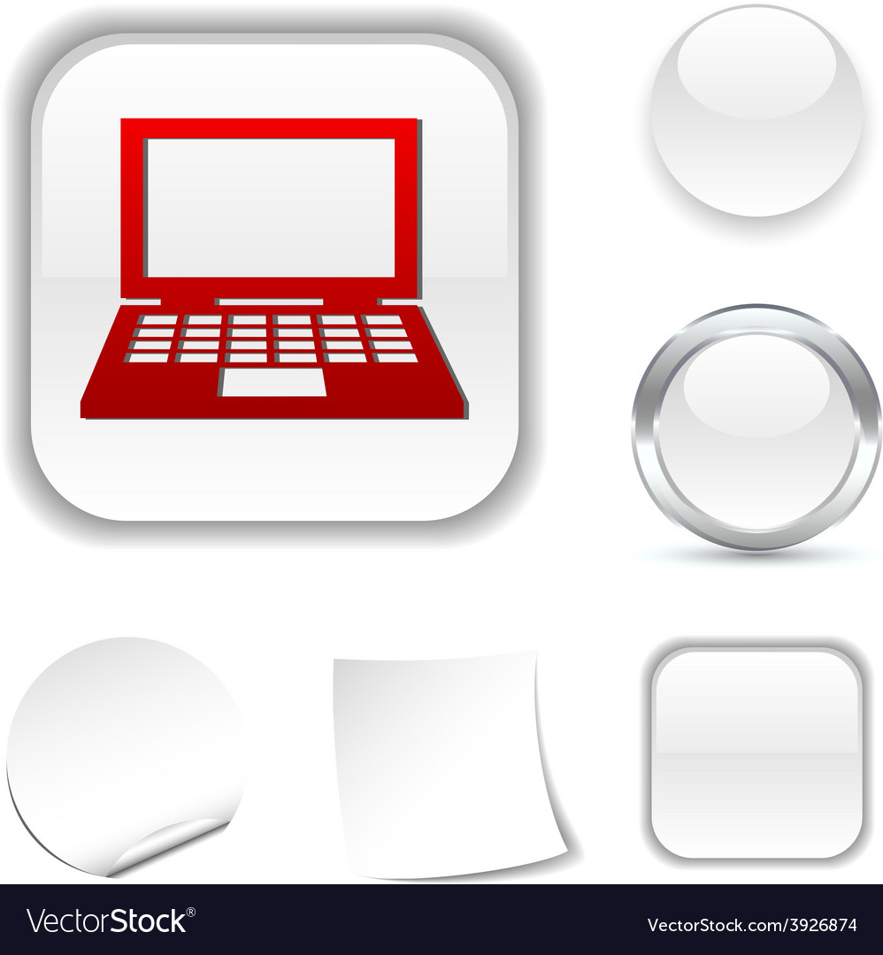 Notebook icon vector | Price: 1 Credit (USD $1)