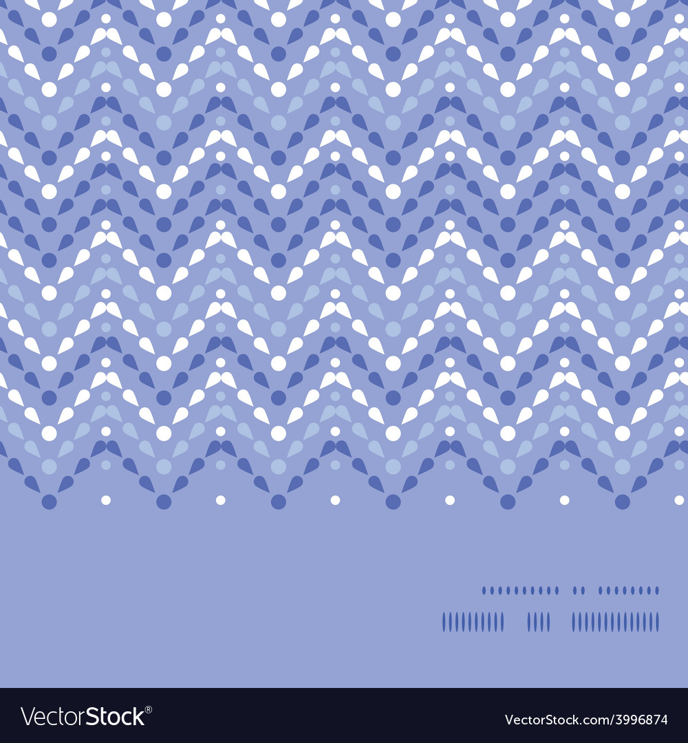 Purple drops chevron horizontal frame vector | Price: 1 Credit (USD $1)