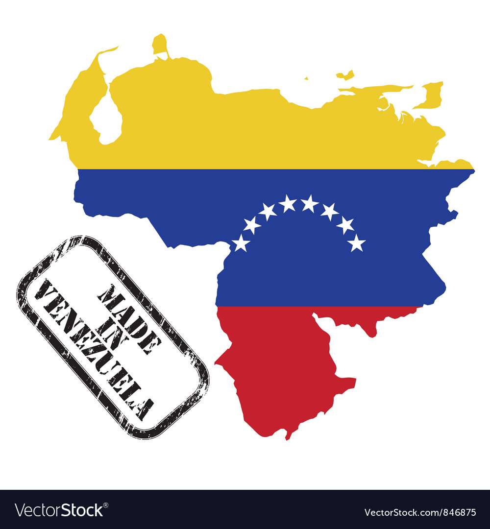 Made in venezuela vector | Price: 1 Credit (USD $1)
