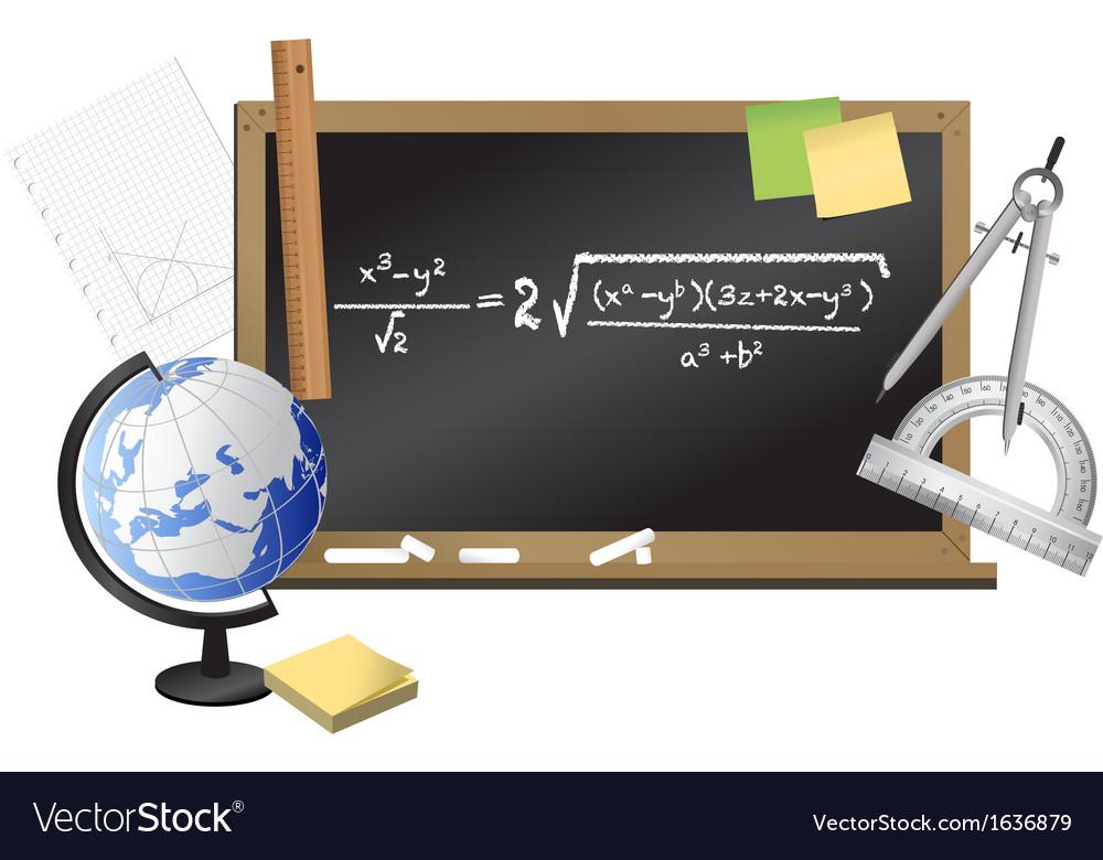 Education symbols vector | Price: 1 Credit (USD $1)