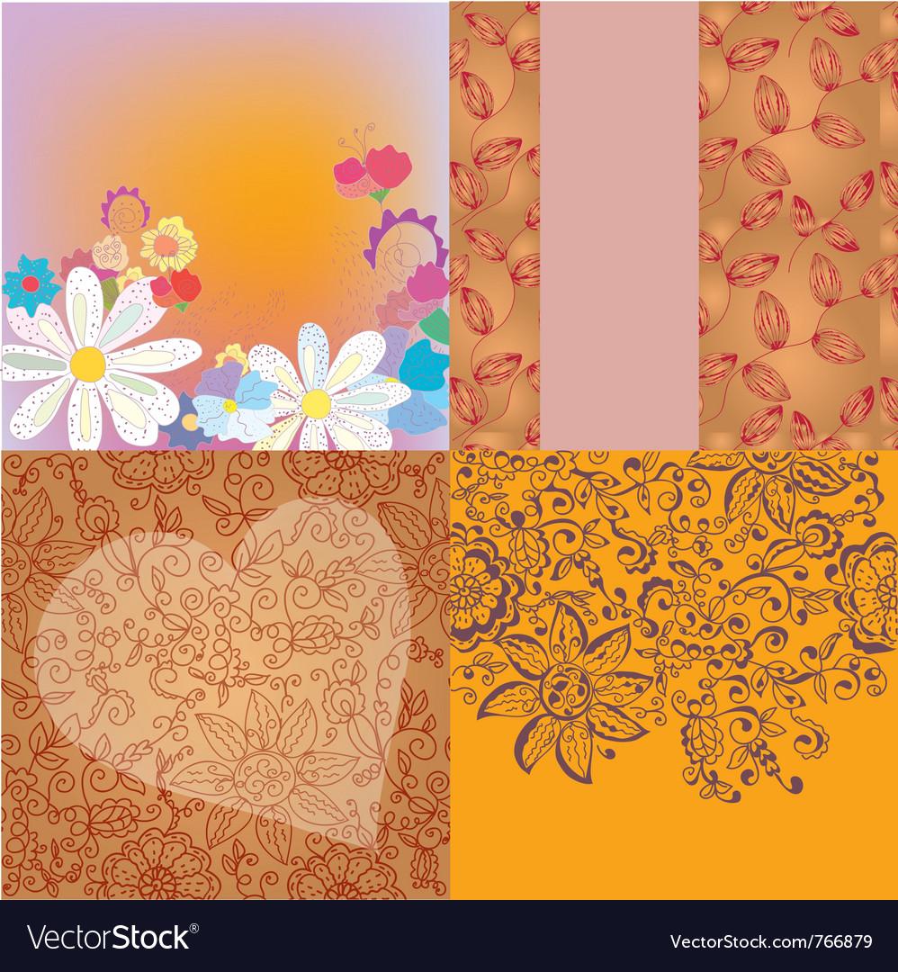 Summer wallpaper vector   Price: 1 Credit (USD $1)