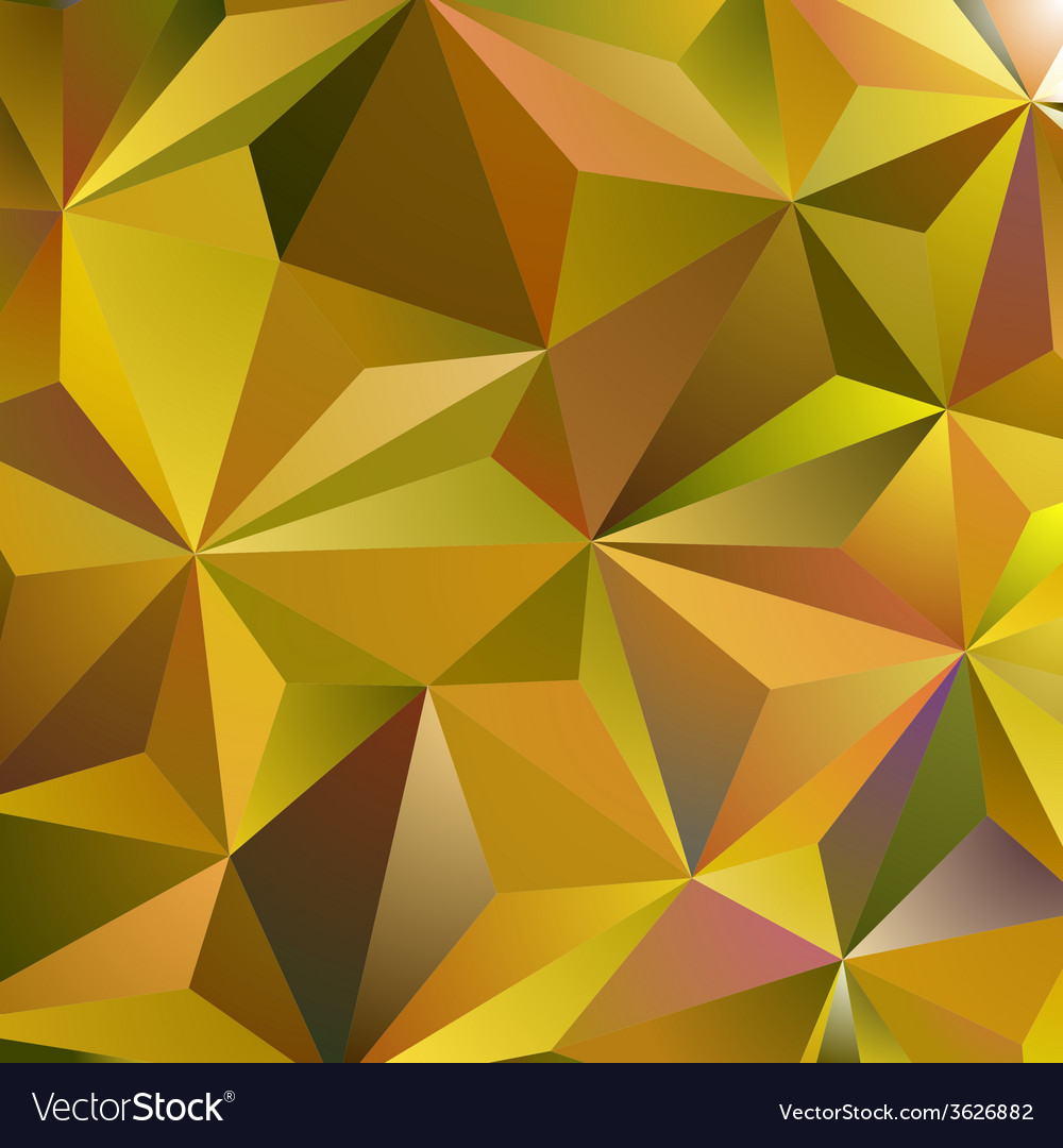 Brown triangle abstract background vector | Price: 1 Credit (USD $1)