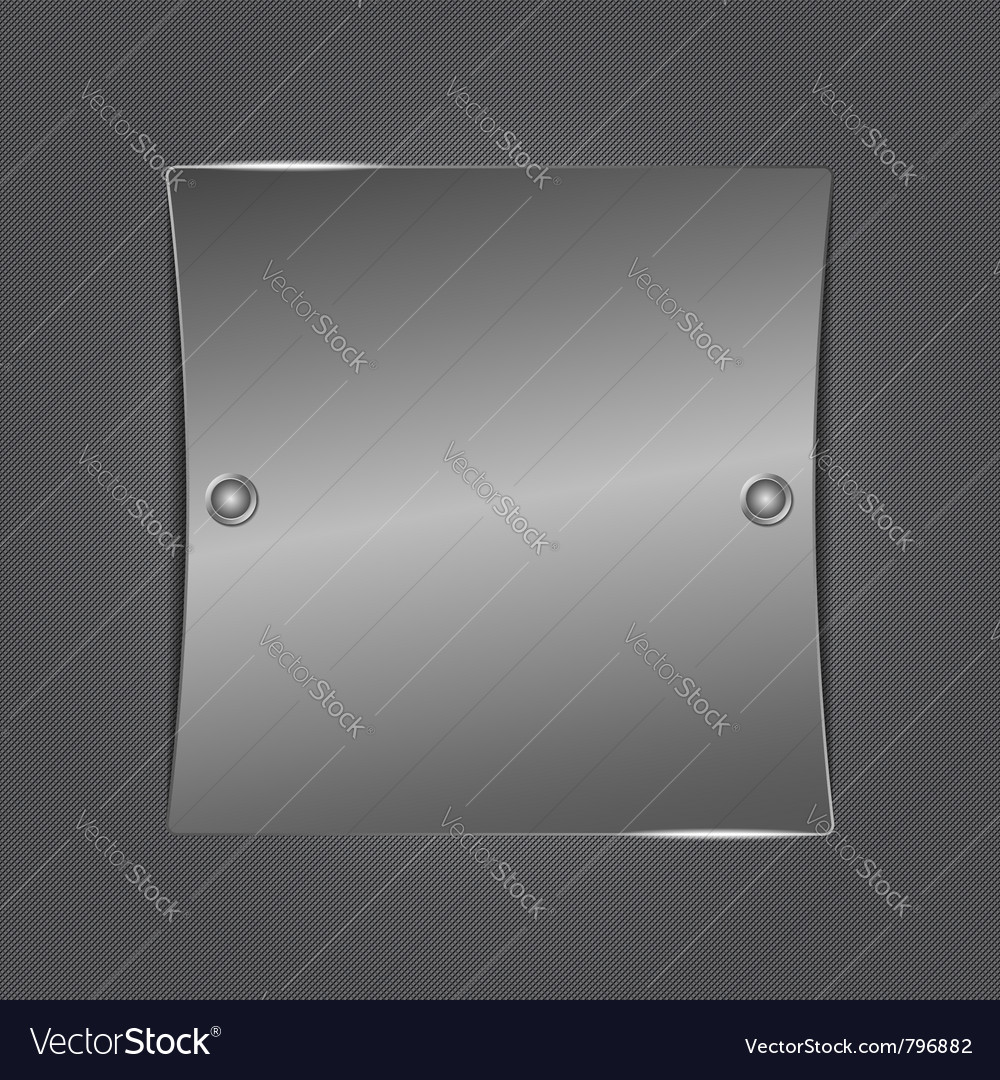 Metal board vector | Price: 1 Credit (USD $1)