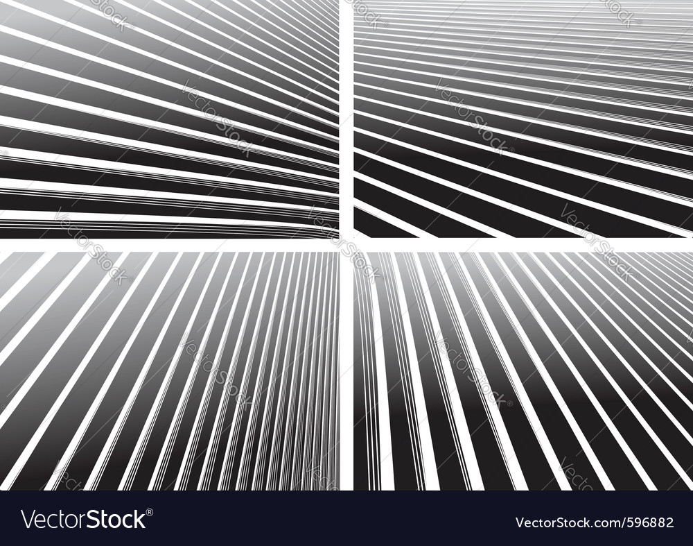 Perspective lines vector | Price: 1 Credit (USD $1)