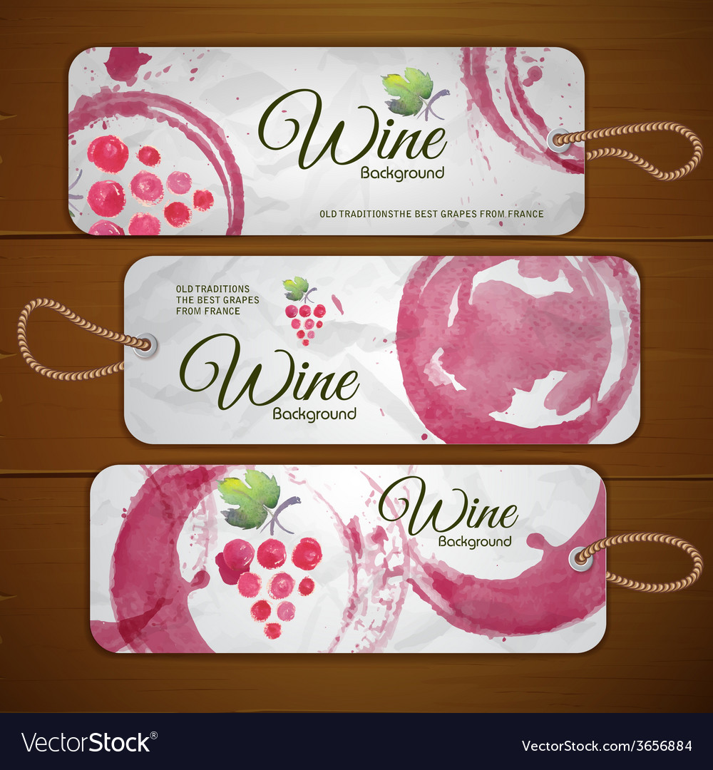 Grapes or wine concept design vector | Price: 1 Credit (USD $1)