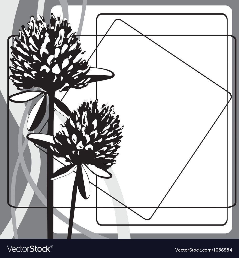 Stylized floral background vector   Price: 1 Credit (USD $1)