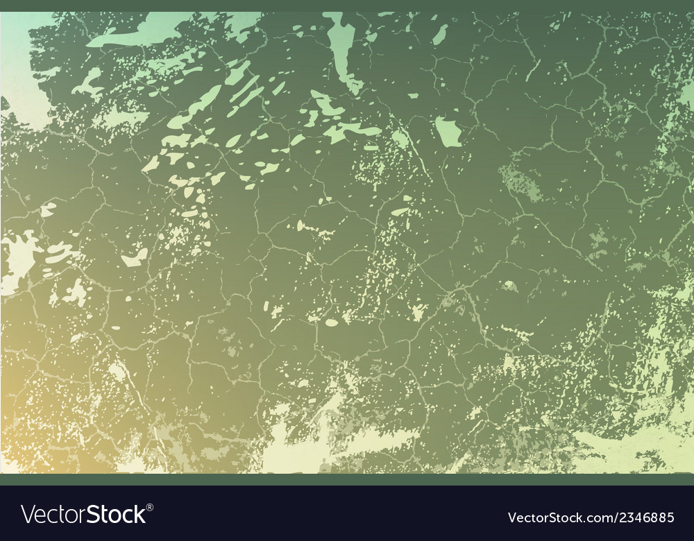 Cracked concrete vintage wall backgroundold wall vector | Price: 1 Credit (USD $1)