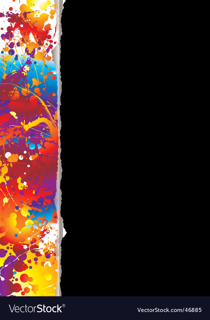 Rainbow grunge background vector | Price: 1 Credit (USD $1)