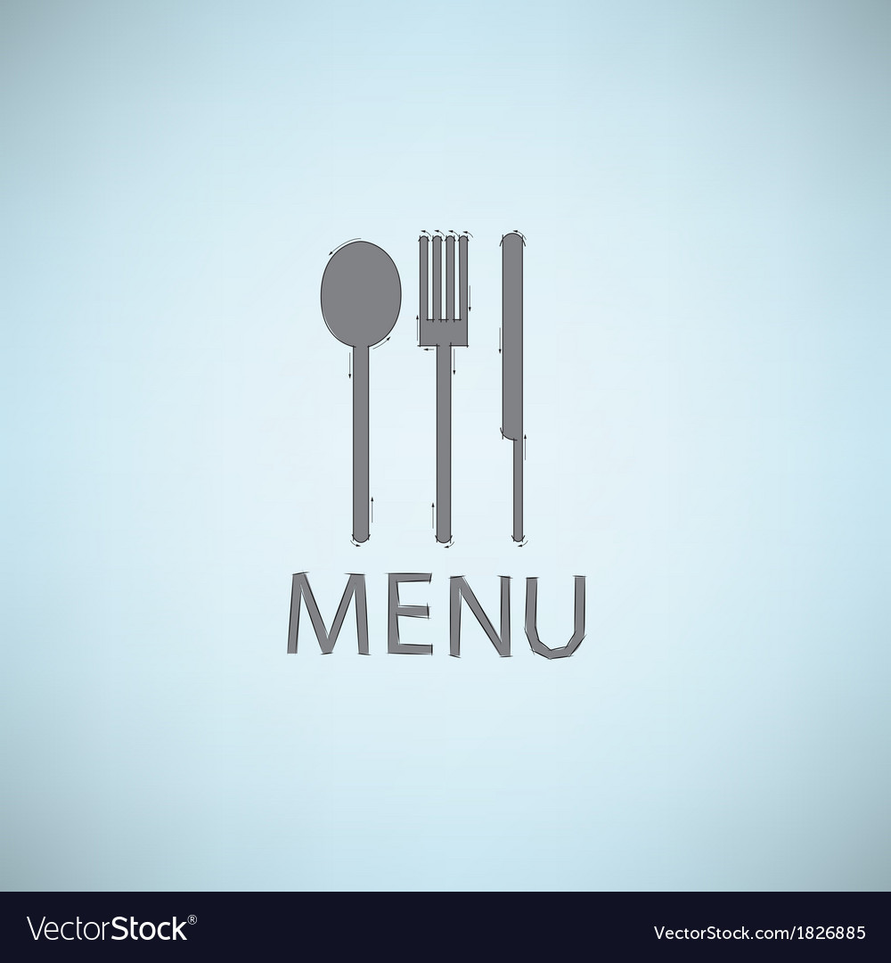 Restaurant menu card design template vector | Price: 1 Credit (USD $1)