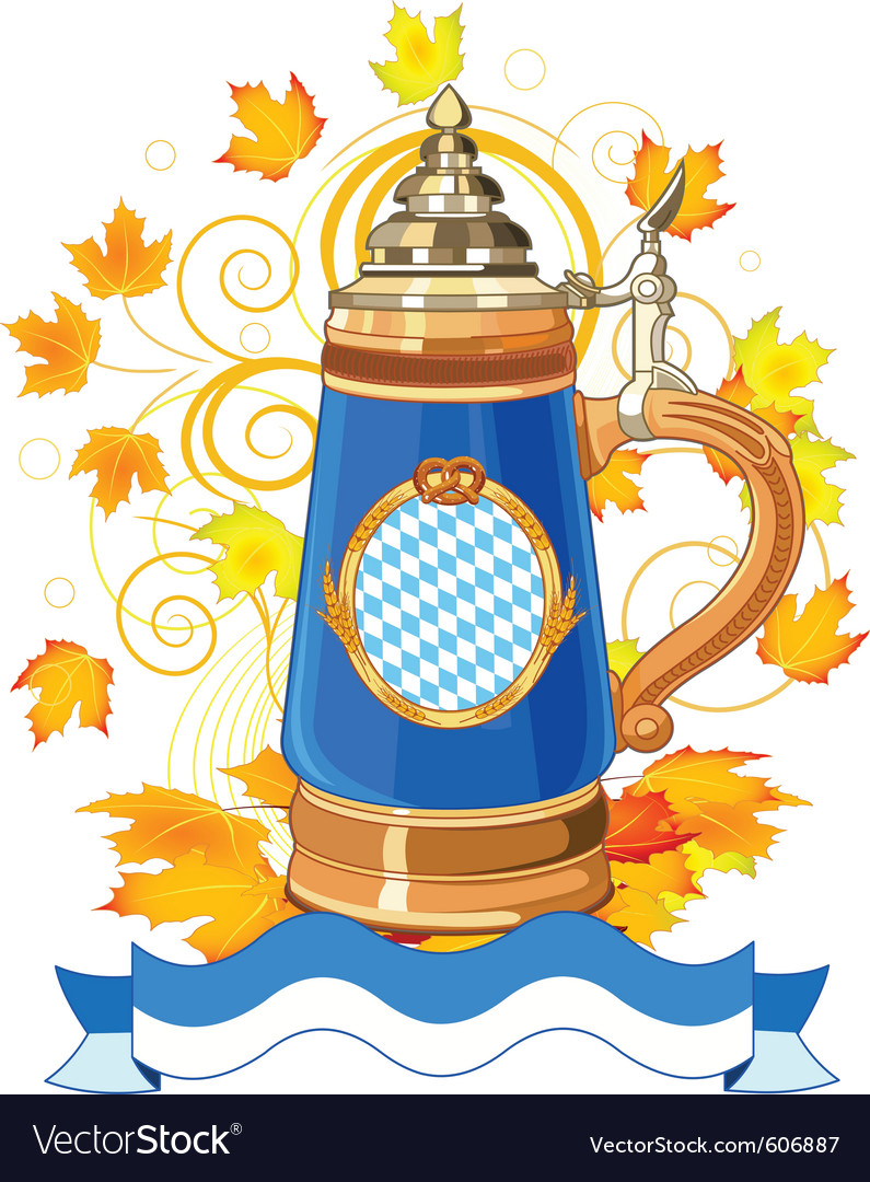 Oktoberfest celebration vector | Price: 3 Credit (USD $3)