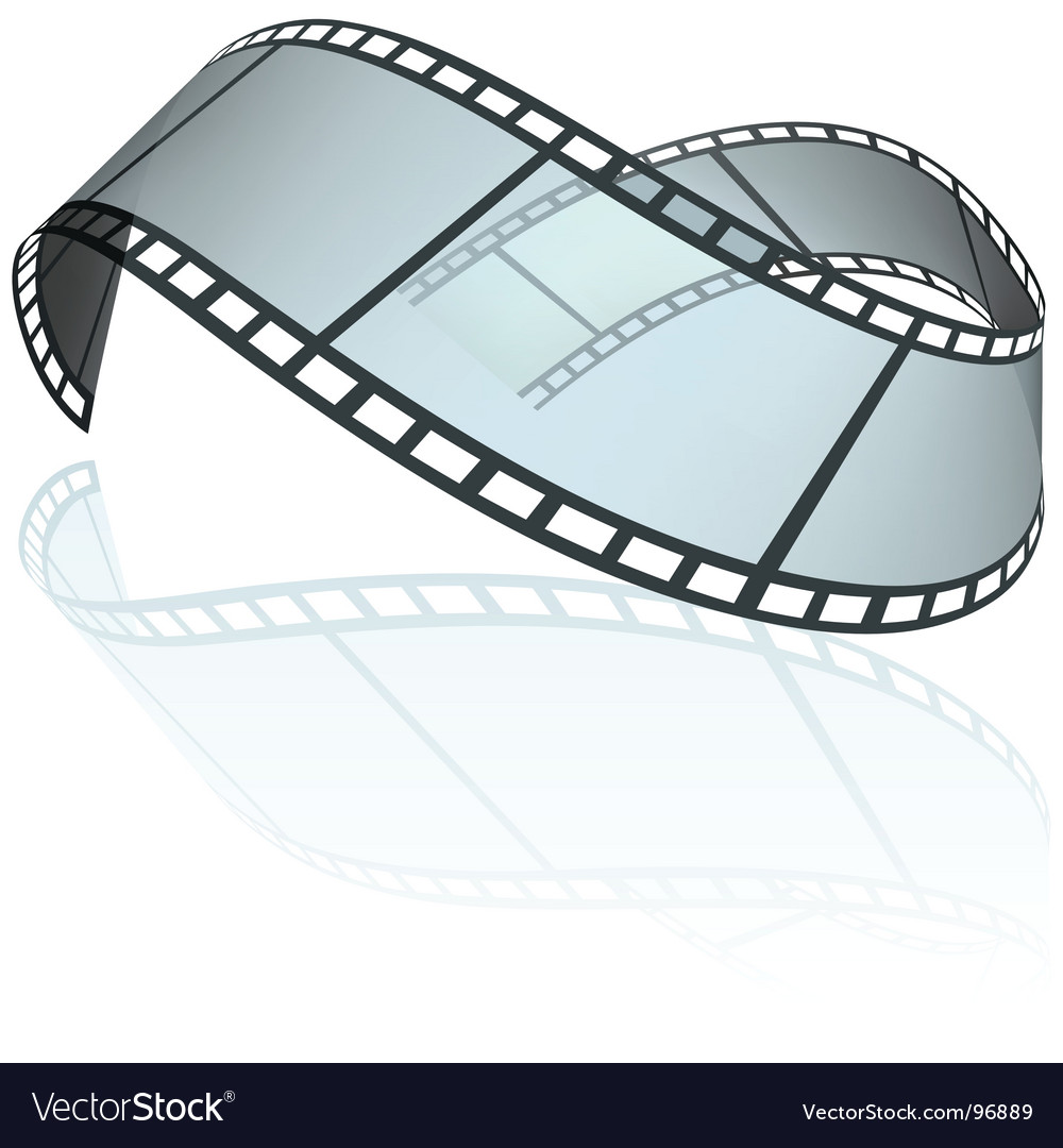 Filmstrip vector | Price: 1 Credit (USD $1)