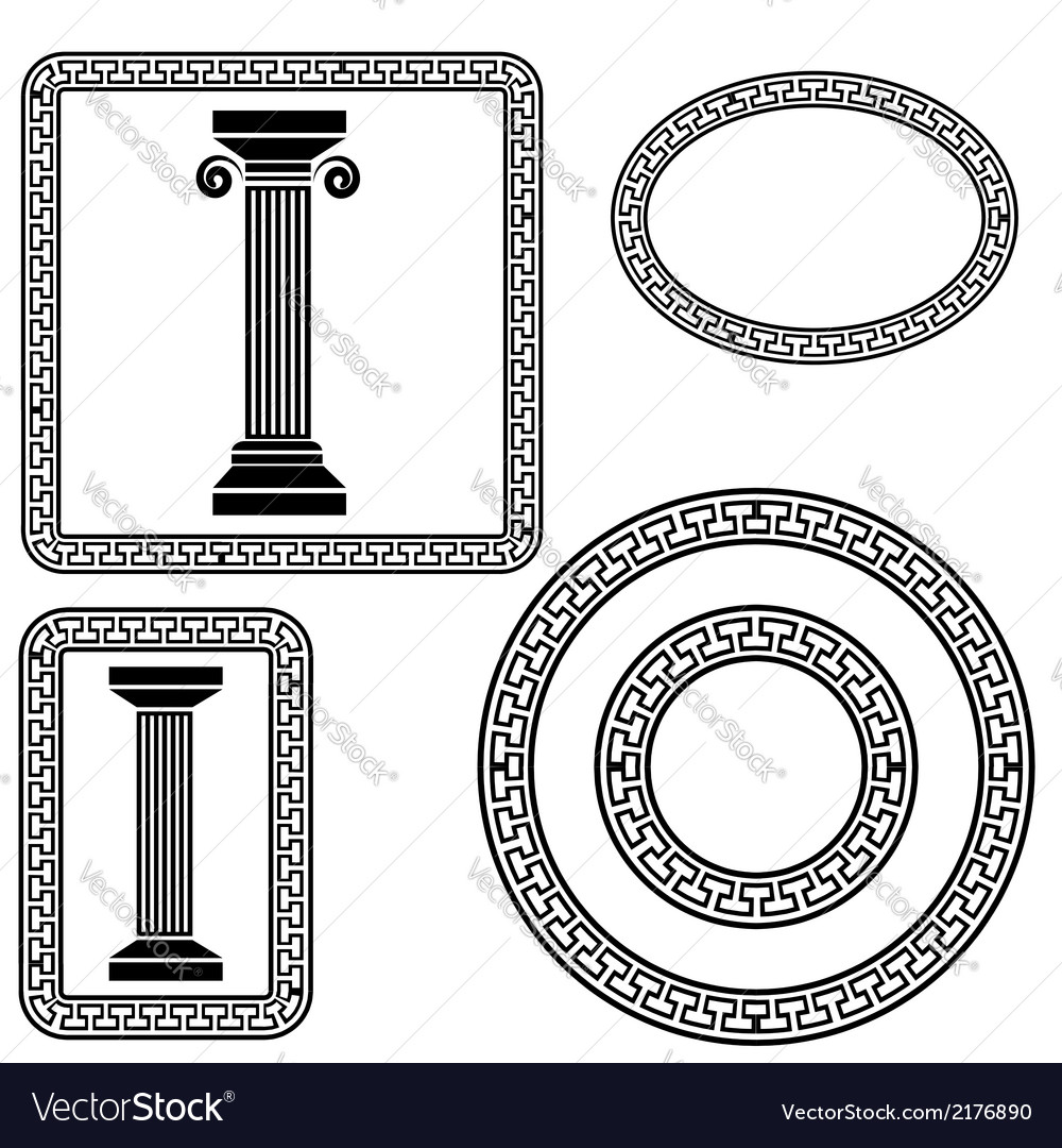 Greek symbol vector | Price: 1 Credit (USD $1)