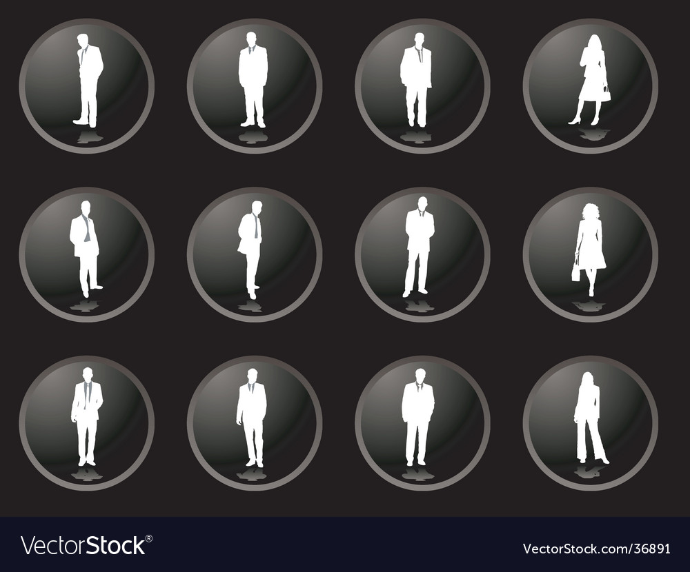 Blackberry buttons vector | Price: 1 Credit (USD $1)