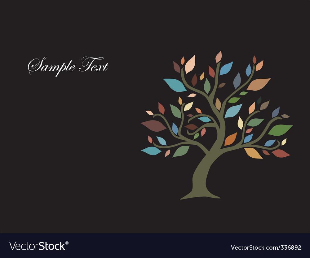 Tree vector   Price: 1 Credit (USD $1)