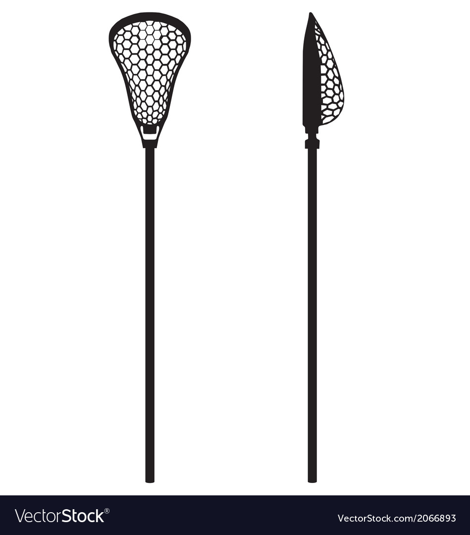 Lacrosse stick vector | Price: 1 Credit (USD $1)