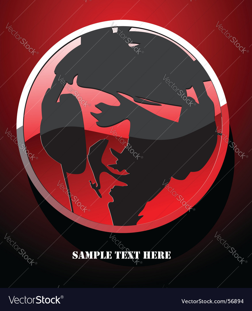 Musical theme graphic vector | Price: 1 Credit (USD $1)