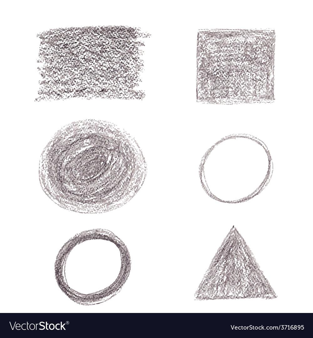 Black pencil drawing vector | Price: 1 Credit (USD $1)