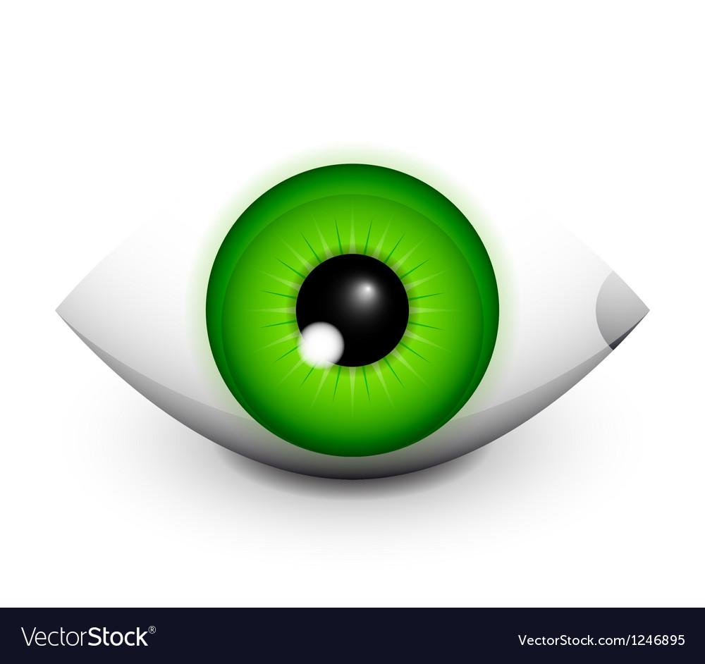 Hi-tech eye concept icon design vector | Price: 3 Credit (USD $3)