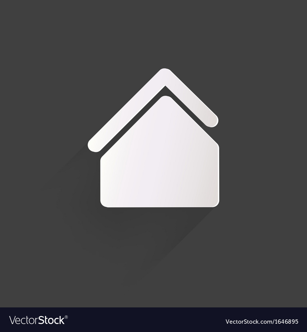 Home iconflat design vector | Price: 1 Credit (USD $1)