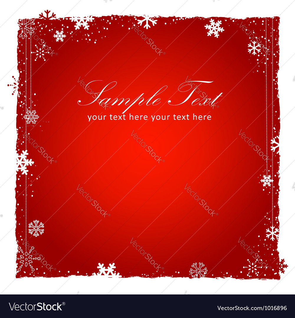New year or christmas red background vector | Price: 1 Credit (USD $1)