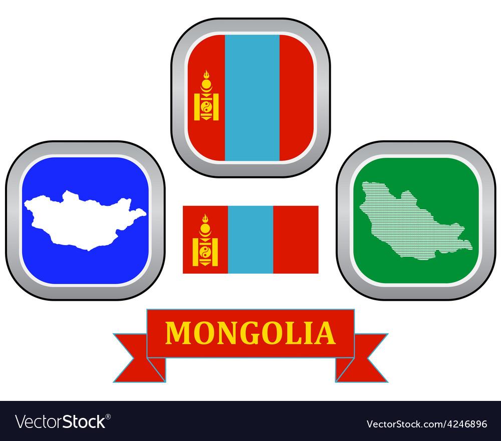 Symbol of mongolia vector   Price: 1 Credit (USD $1)
