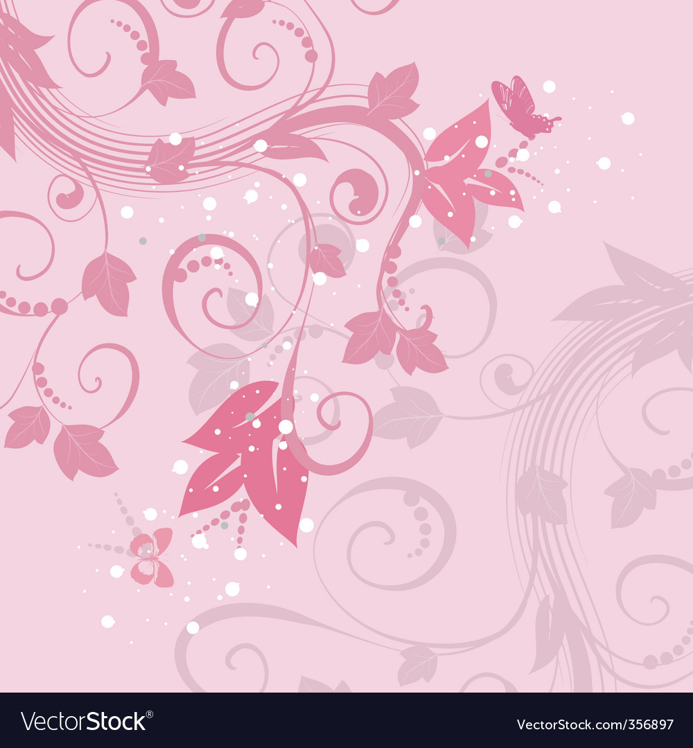 Abstract background of pink pattern vector | Price: 1 Credit (USD $1)