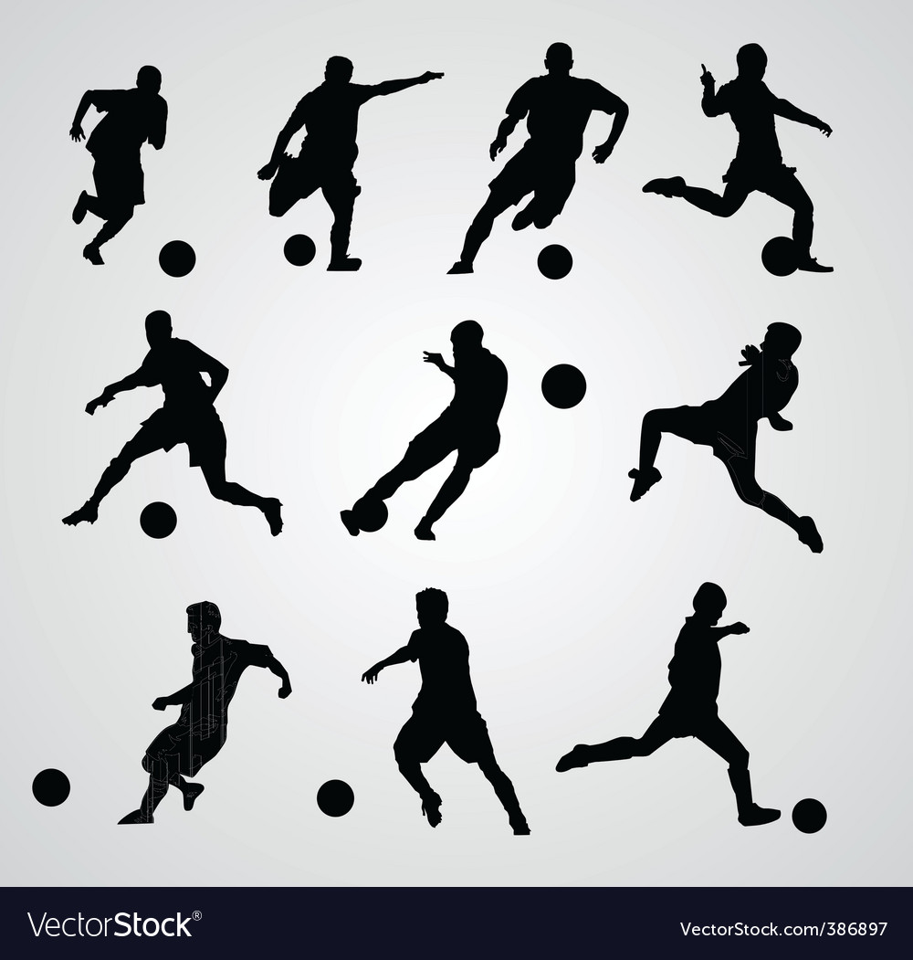 Sportsmen vector | Price: 1 Credit (USD $1)