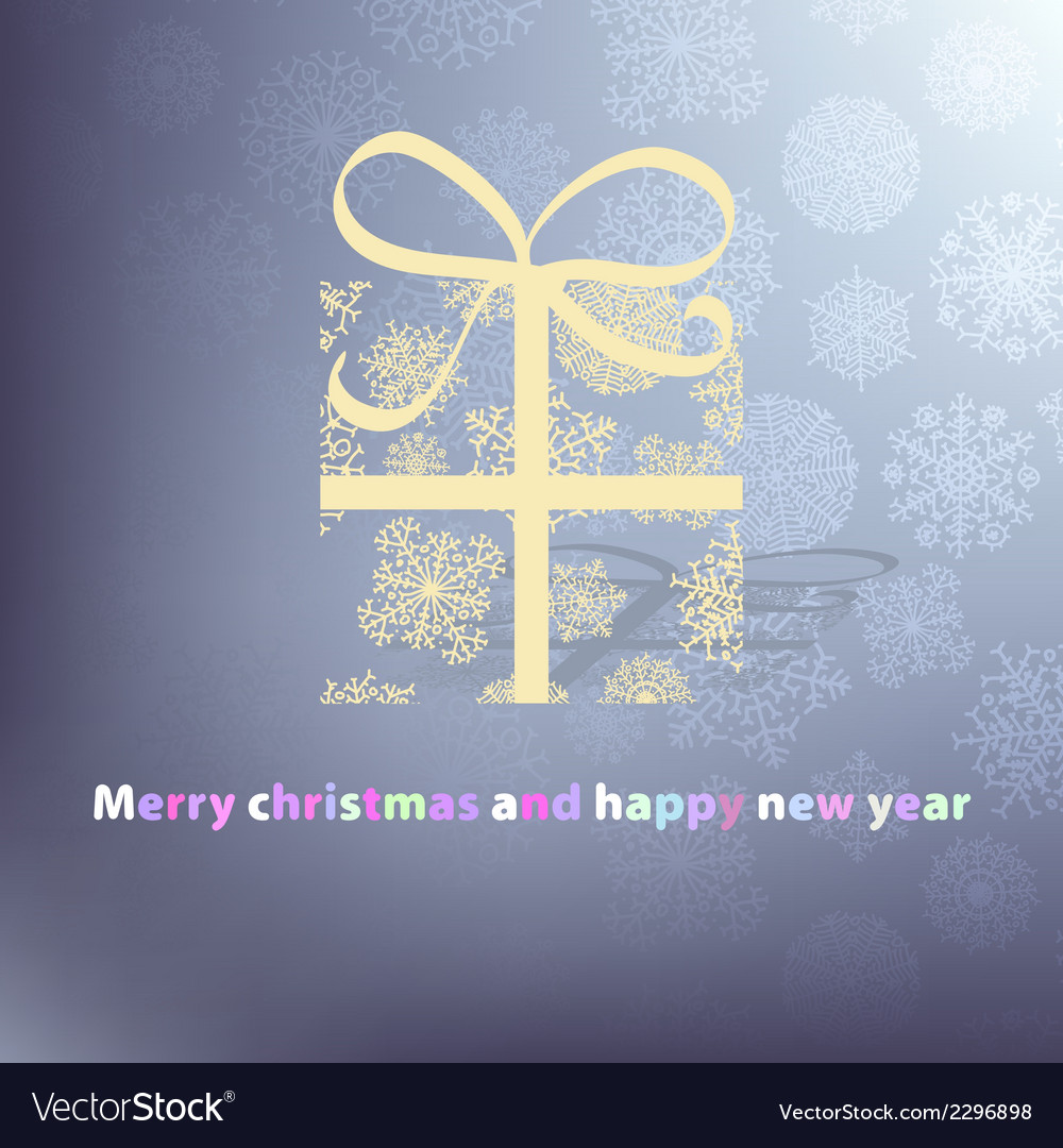 Christmas card with a surprise  eps8 vector   Price: 1 Credit (USD $1)