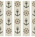 Navy pattern vector