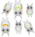 Owl 1 vector