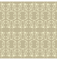 Beige neutral floral plant background vector