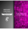Christmas vintage background vector