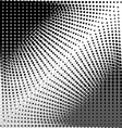 Circles abstract background asymmetric vector