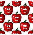 Cartoon pepper character vector