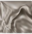 Abstract texture beige silk vector