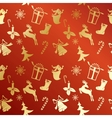 Christmas festive background vector